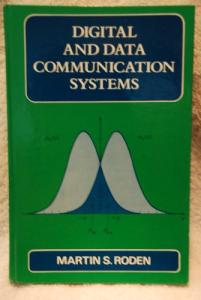 Digital and Data Communication Systems