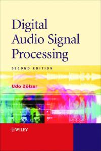 Digital Audio Signal Processing