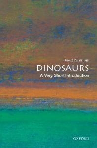 Dinosaurs: A Very Short Introduction  Animals   Pets