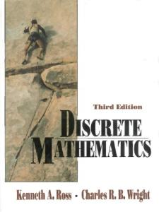Discrete Mathematics, Third Edition