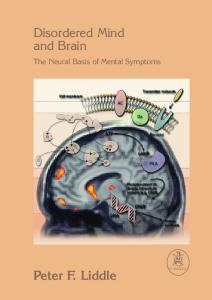 Disordered Mind and Brain