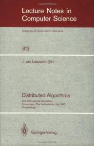 Distributed Algorithms 2 conf