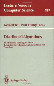 Distributed Algorithms 8 conf., WDAG '94