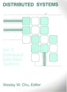 Distributed Processing and Database Systems