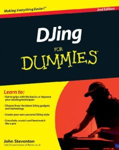 DJing For Dummies, 2nd edition (For Dummies (Sports & Hobbies))