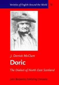 Doric: The Dialect of North-east Scotland (Varieties of English Around the World)