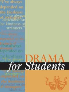 Drama for Students Volume 24