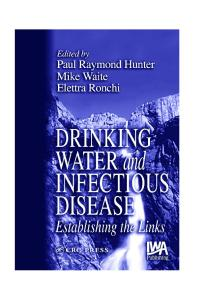 Drinking Water and Infectious Disease: Establishing the Links