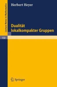 Dualitat lokalkompakter Gruppen