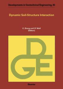 Dynamic Soil-Structure Interaction (Developments in Geotechnical Engineering)