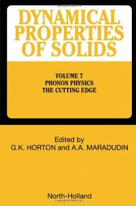 Dynamical properties of solids