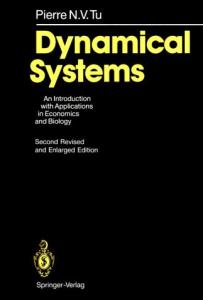 Dynamical Systems. An Introduction with Applications in Economics and Biology