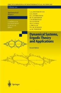 Dynamical systems, ergodic theory and applications