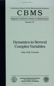 Dynamics in several complex variables