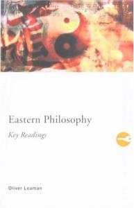 Eastern Philosophy: Key Readings (Routledge Key Guides)