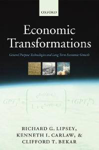 Economic Transformations: General Purpose Technologies and Long-Term Economic Growth