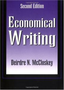 Economical Writing,