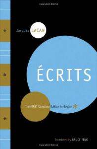 Écrits: The First Complete Edition in English
