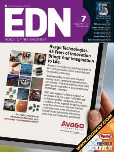 EDN Magazine October 7 2010