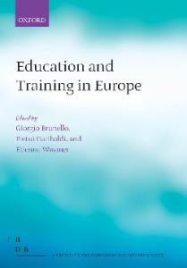 Education and Training in Europe