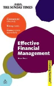 Effective Financial Management (Sunday Times Creating Success)