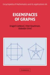 Eigenspaces of Graphs (Encyclopedia of Mathematics and its Applications 66)