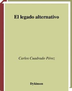 El Legado Alternativo (Spanish Edition)