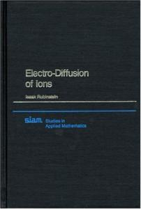 Electro-diffusion of ions