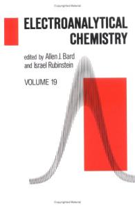 Electroanalytical chemistry: a series of advances