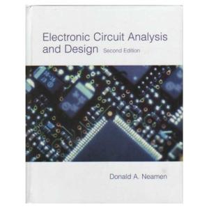 Electronic Circuit Analysis, 2nd Edition