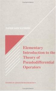 Elementary introduction to theory of pseudodifferential operators