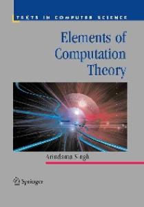 Elements of computation theory