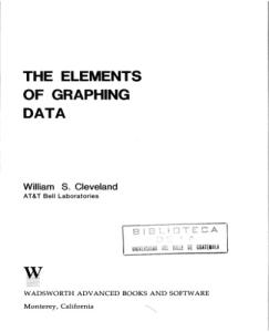 Elements of graphing data