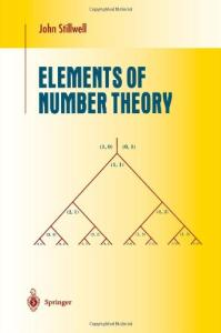 Elements of Number Theory (Undergraduate Texts in Mathematics)