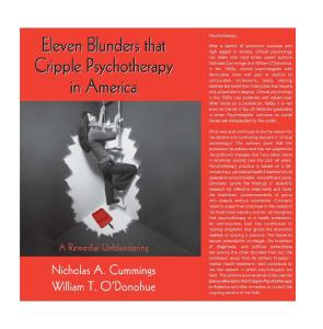Eleven Blunders that Cripple Psychotherapy in America: A Remedial Unblundering