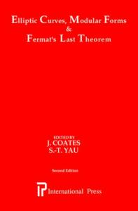 Elliptic Curves, Modular Forms and Fermat's Last Theorem (2nd Edition)