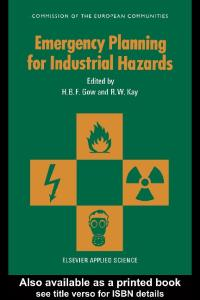 Emergency Planning for Industrial Hazards