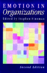 Emotions in Groups, Organizations and Cultures (Research on