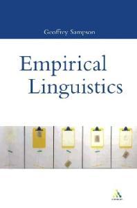 Empirical Linguistics (Open Linguistics)