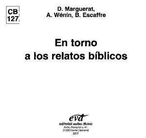 En Torno a los Relatos Bíblicos