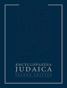 Encyclopaedia Judaica (Blu-Cof)