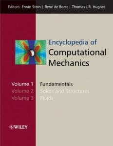 Encyclopedia of Computational Mechanics. Solids and Structures