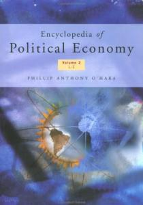 Encyclopedia of political economy,