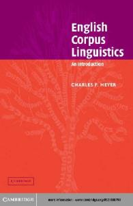 English Corpus Linguistics: An Introduction (Studies in English Language)