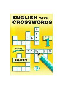 English With Crosswords (Crossword Puzzle Book 1)