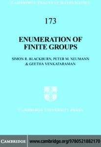 Enumeration of Finite Groups