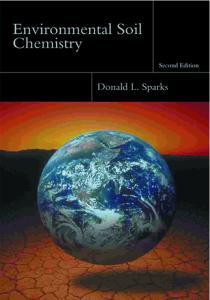 Environmental Soil Chemistry