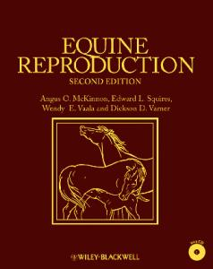 Equine Reproduction (2 Volumes)