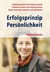 Erfolgsprinzip Persönlichkeit (German Edition)