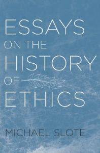 Essays on the History of Ethics